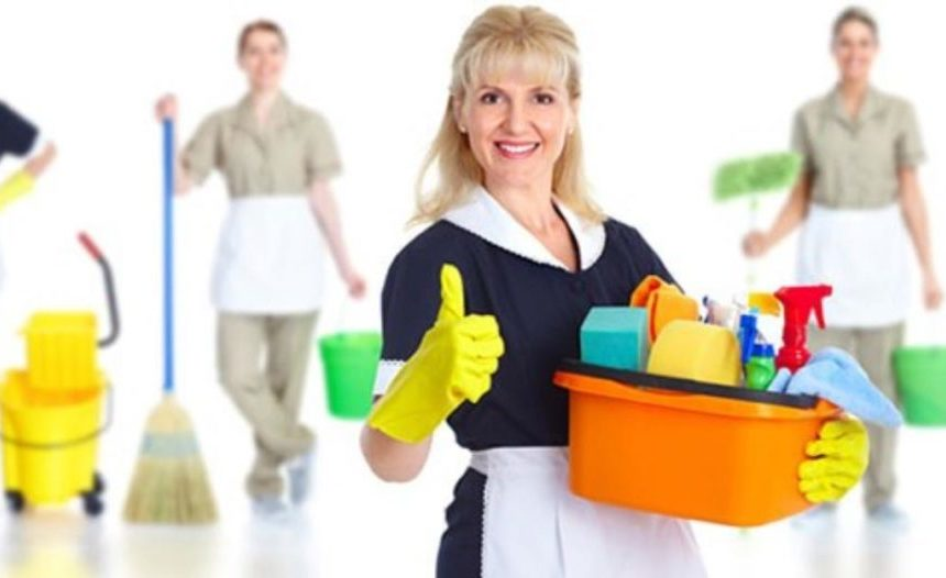 Professional Maid Services in Dubai